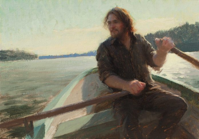Figurative art - Jeremy Lipking - RealismToday.com