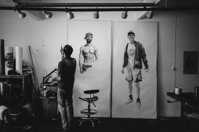 Contemporary artists and drawings - Joel Daniel Phillips - RealismToday.com