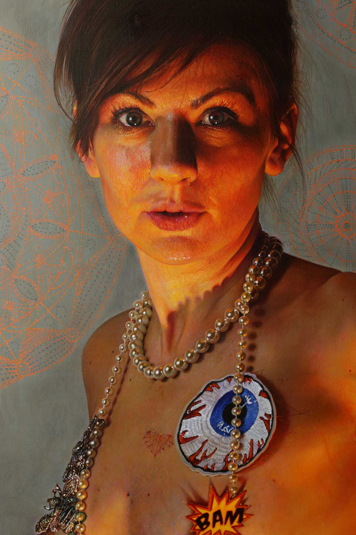 Contemporary figure paintings - Anna Wypych - RealismToday.com