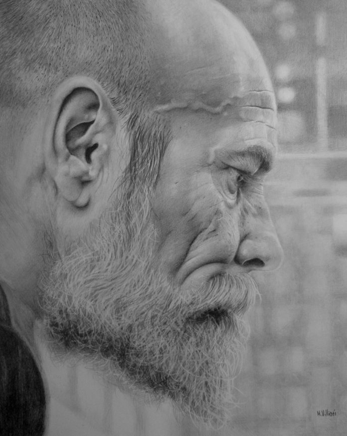 Realism portrait drawings - RealismToday.com