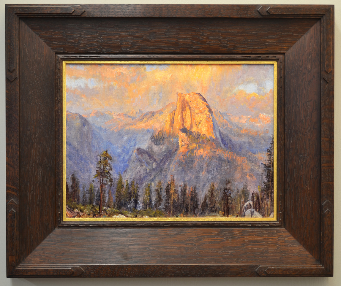 Framing paintings - Timothy Holton - RealismToday.com