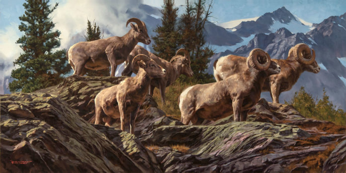 Contemporary Realism Wildlife Art - Dustin Van Wechel - RealismToday.com