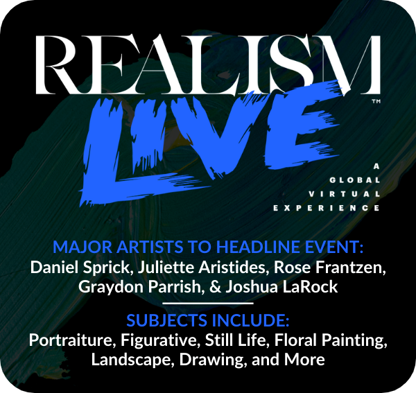 Realism Live - Virtual Art Conference