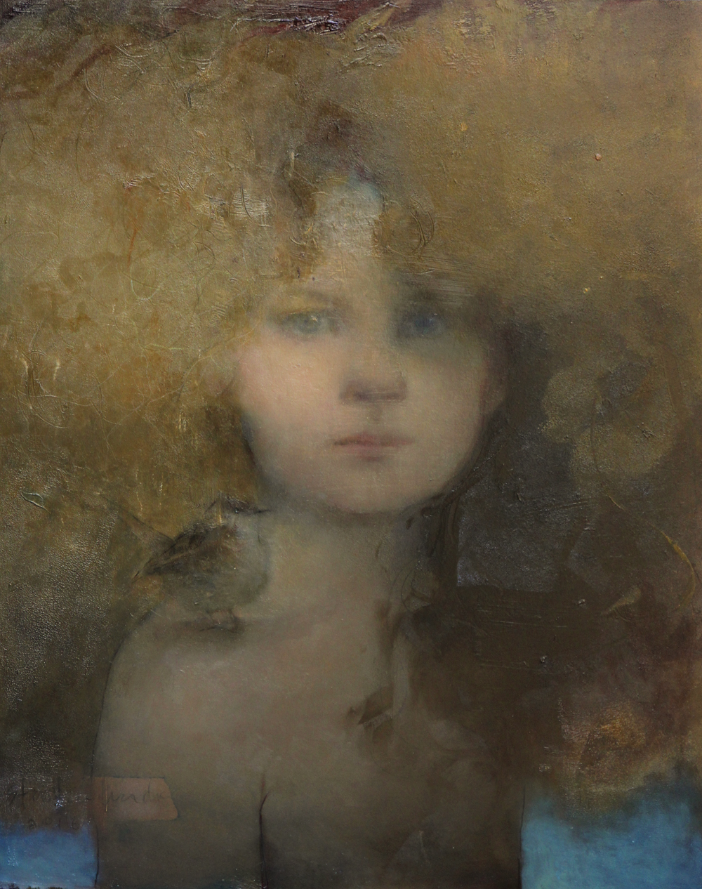 Inspiration for artists - painting portraits