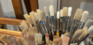 Caring for Your Paint Brushes: A Cheapskate's Guide