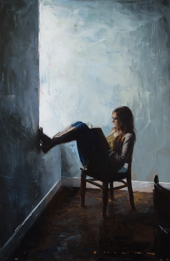 How to See Like an Artist - Contemporary realism oil painting